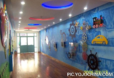 幼儿园教室吊顶,幼儿园教室吊顶设计,幼儿园教室吊顶布置,幼儿园