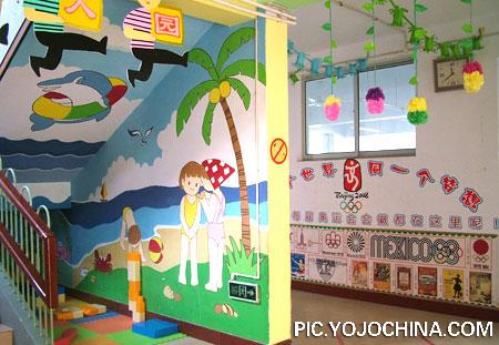 走廊吊顶 - 红缨教育_做中国幼儿园连锁经营的领导者