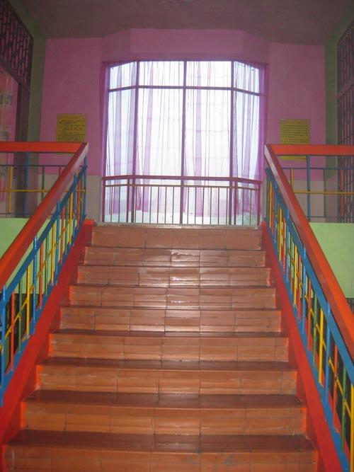 红缨幼儿园外墙平房设计图