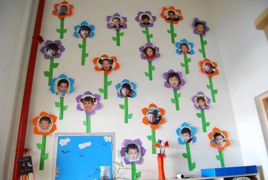 幼儿园区角吊牌设计图片展示