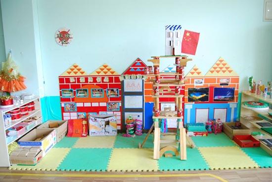 建筑区 - 红缨教育_做中国幼儿园连锁经营的领导者