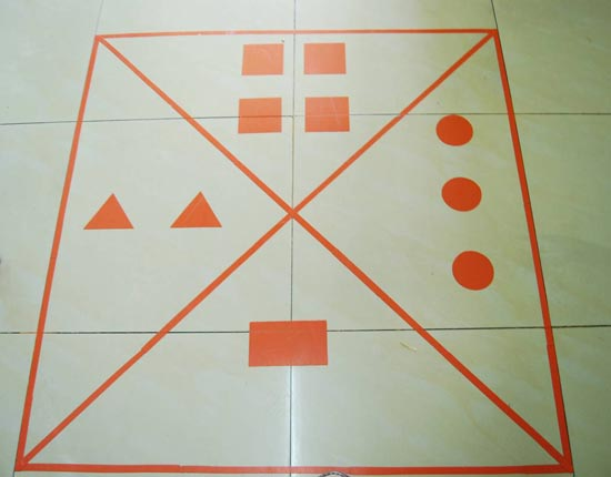 幼儿园地面课程 - 红缨教育