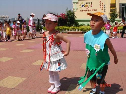 """山东威海丹丽幼儿园欢度""""六一狂欢周"""""""