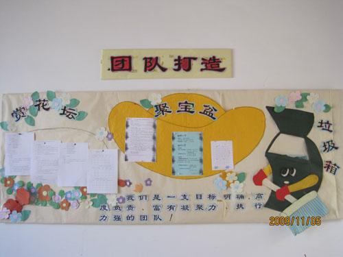 幼儿园办公室班务栏设计图片展示