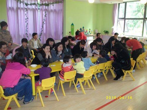 西安成长树幼儿园开展家长半日开放活动