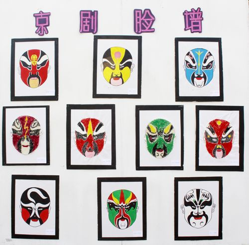 湖北咸宁嘉鱼县安琪幼儿园举办美术作品展