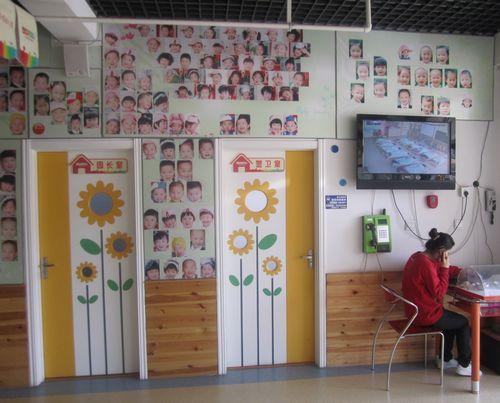 沈阳睿贝特幼儿园:宝宝们可爱的笑脸