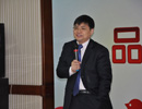 北京红缨教育集团总裁王红兵激情授课