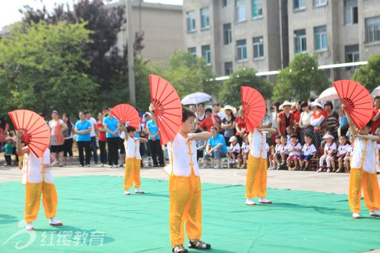 """山东微湖监狱幼儿园举办庆""""六一""""大型亲子同乐活动"""