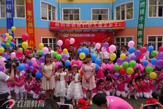 师生们带来的这场精彩演出,是五年来世纪星幼儿园教育成果的一次巡礼