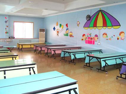 食堂- 红缨教育_做中国幼儿园连锁经营的领导者