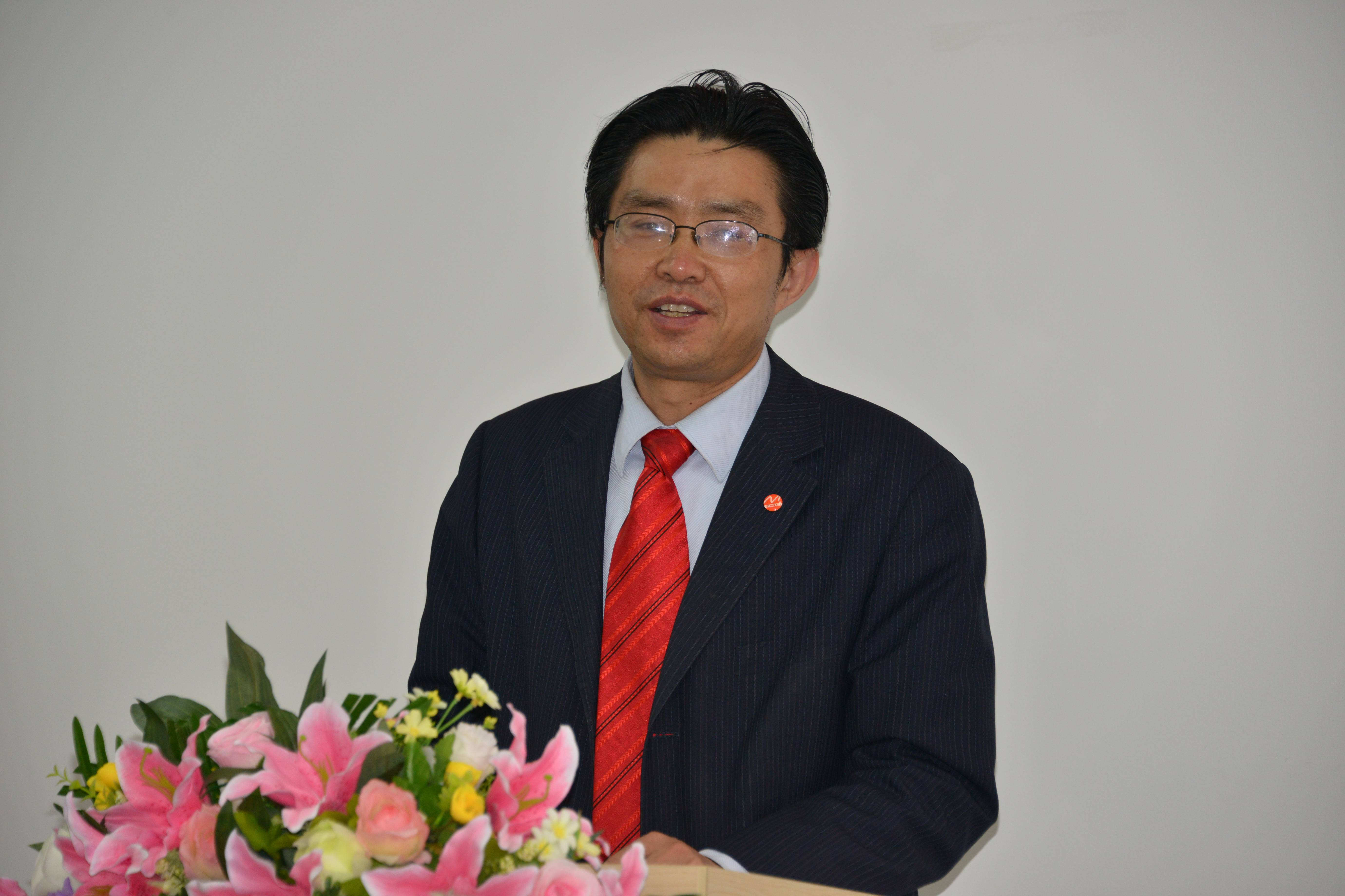 时代光华黄国胜先生致辞