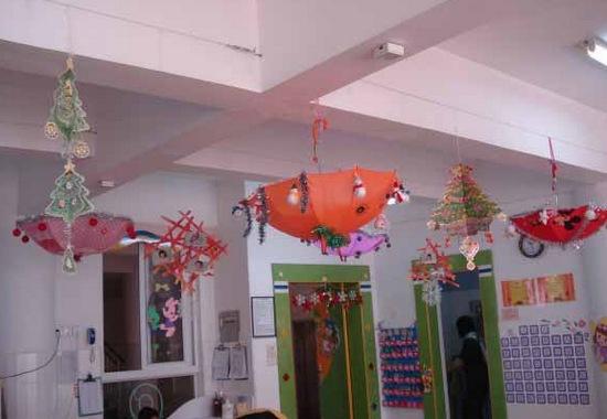 雨伞吊饰 - 红缨教育_做中国幼儿园连锁经营的领导者