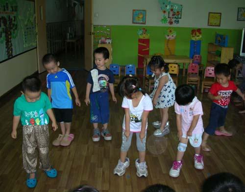 幼儿园常规歌曲谱子