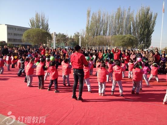幼儿园舞蹈队形变换花样图解