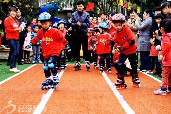 幼儿园轮滑运动对幼儿意志力影响分析