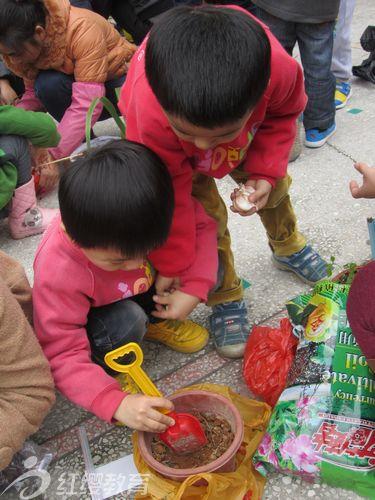 广西玉林红缨工会幼儿园 高清图片