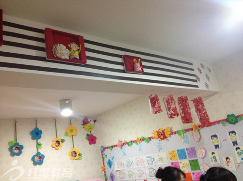 缨新世纪 三星幼儿园环创建设