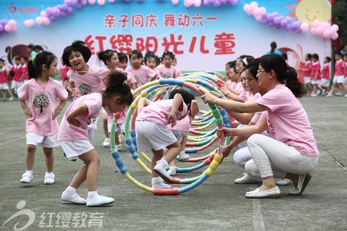 河北邯郸红缨启蒙双语幼儿园庆六一汇演
