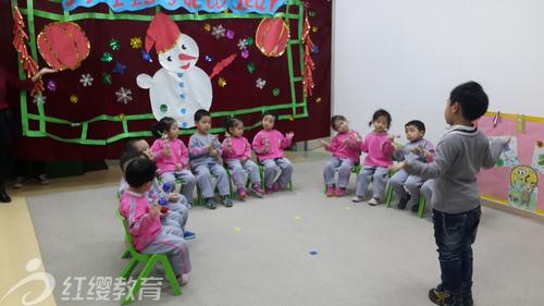 辽宁沈阳红缨馨太阳幼儿园迎新年庆元旦主题活动