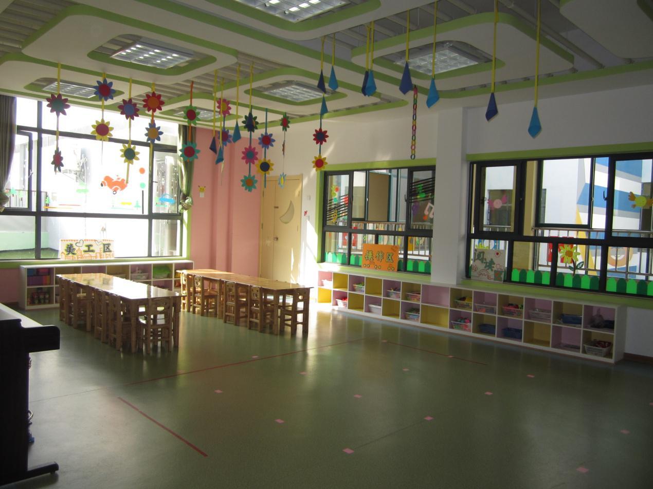 北京红缨连锁幼儿园_旗舰园_旗舰园风采