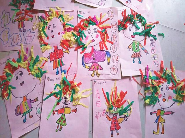 河南许昌小明星幼儿园母亲节活动