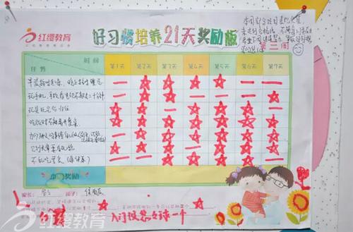 孩子表现积分表_儿童表现栏_宝宝生活表现栏_儿童成长表现栏