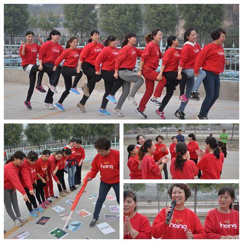 北京红缨幼儿园组织教师团队打造