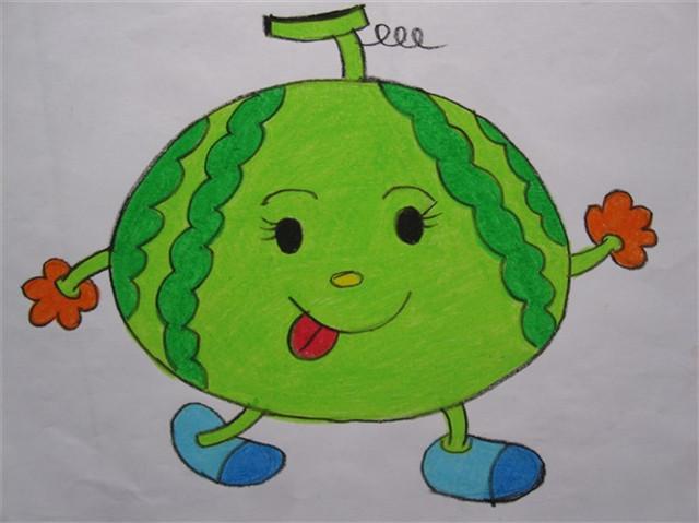 美术素材 > 【美术】儿童画教学资料—水果  让教育点亮未来