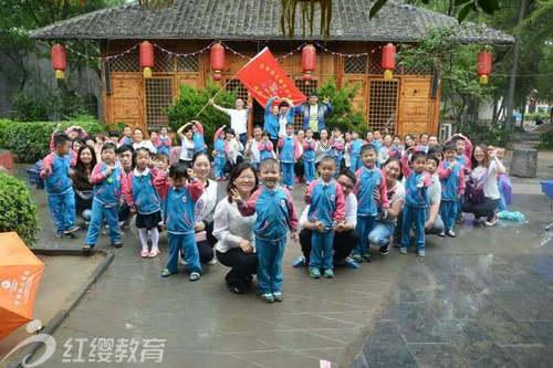 河南新乡红缨京华幼儿园举办六一亲子活动