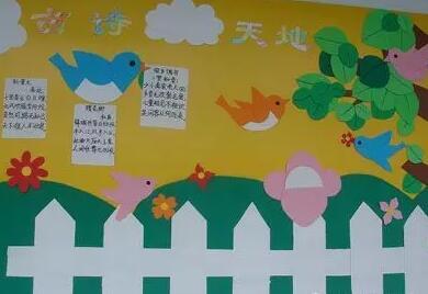 幼儿园精美主题墙
