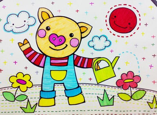 动漫 儿童画 卡通 漫画 头像 534_390