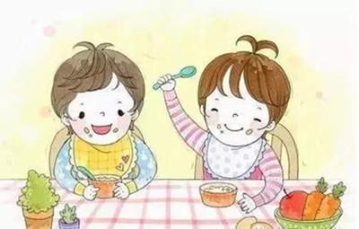 幼儿园进餐儿歌