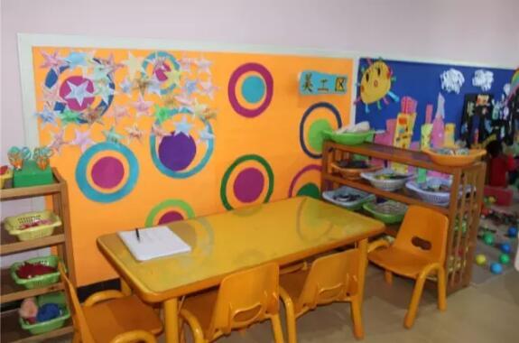 幼儿园美工区 图书区超美布置 -园长平台