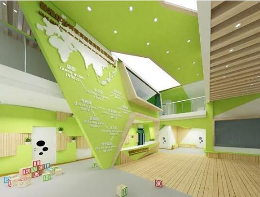 大厅是集约型的公共活动空间,功能齐全,场地利用率高,值得大家重视.