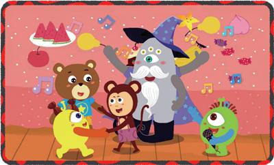 好未来魔法英语_北京yojo幼儿园联盟