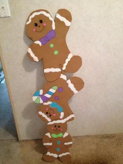 幼儿园圣诞节环创,打造欢乐圣诞!