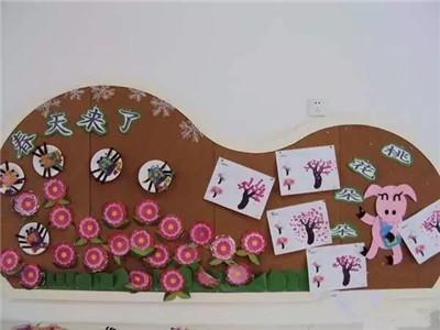 【春季环创】幼儿园春季主题墙饰