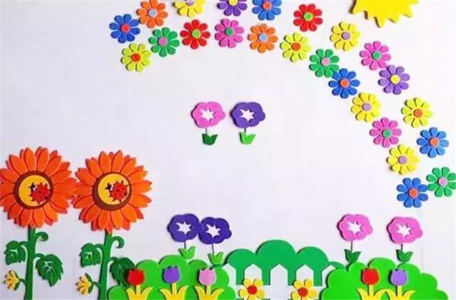 【环创】幼儿园春季主题环创,让幼儿园与众不同!