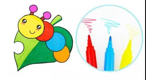 幼儿园大中小班美术区角投放材料及种类
