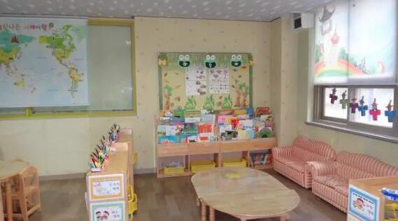 幼儿园美工区,图书区超美布置
