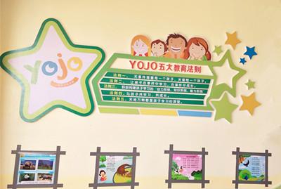 环境创设_北京yojo幼儿园联盟