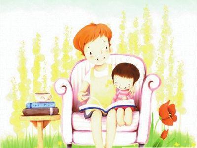儿童举手卡通图片