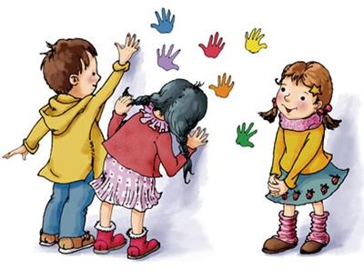 如:带幼儿到户外散步时,教他们一些有关美丽大自然的小舞蹈,《种太阳