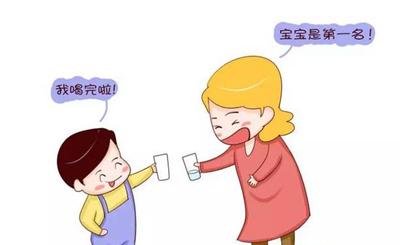 幼儿园多喝水的好处卡通图片
