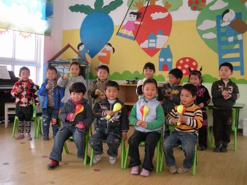 江苏徐州九龙皇家幼儿园幼儿活动展示