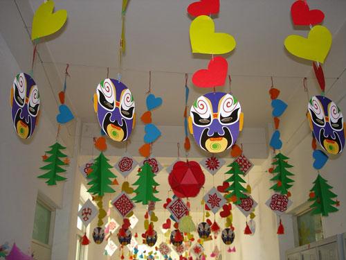 新年走廊吊饰