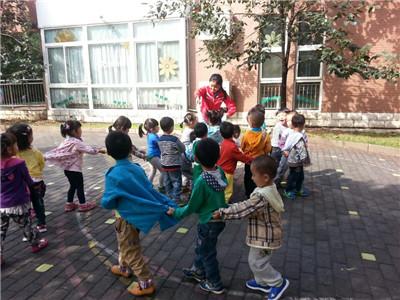 幼儿园欢乐多