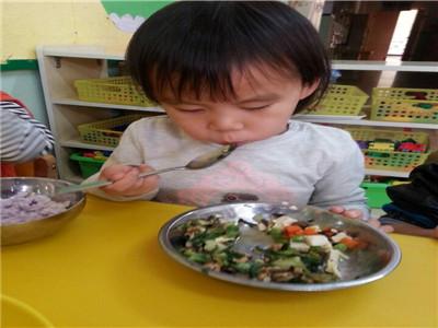 饭菜搭配吃,营养高又高