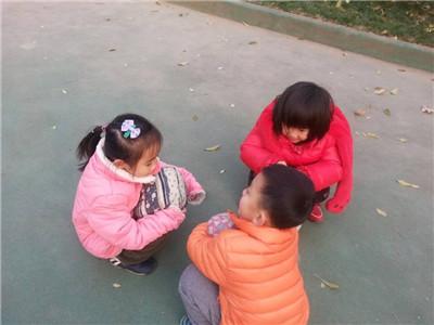 幼儿园里朋友多